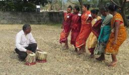 Kisan Group dance
